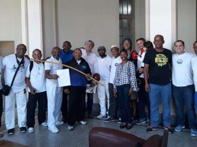 Capoeira é reconhecida como patrimônio cultural de São Paulo