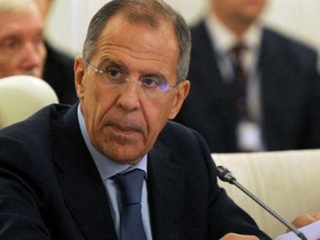 """Lavrov adverte o regime de Kiev: """"nova provocação contra a Rússia terá dura resposta"""""""