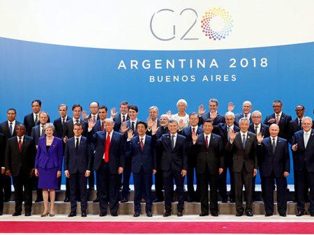 G20: EUA e China acertam trégua de 90 dias na guerra das tarifas