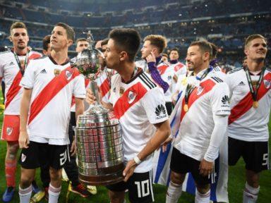 River Plate vence na prorrogação e é tetra da Libertadores