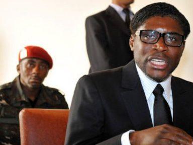 Vice da Guiné esconde carros de luxo na embaixada e a Justiça manda devolvê-los