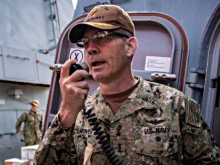 Mistério: Comandante da 5ª Frota da Marinha dos EUA é encontrado morto