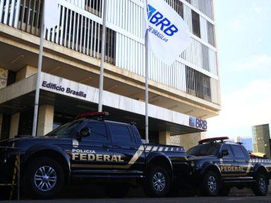 Operação da PF e MPF investiga esquema corrupto no BRB
