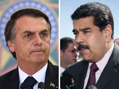 As afinidades entre Bolsonaro e Maduro