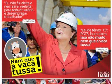 Dilma montou corte de direitos do trabalhador antes da eleição