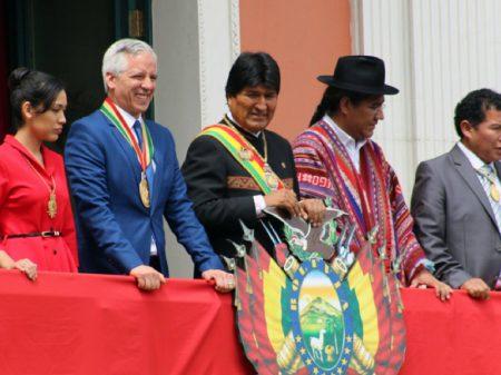 Nacionalização e industrialização garantem crescimento sustentado da Bolívia