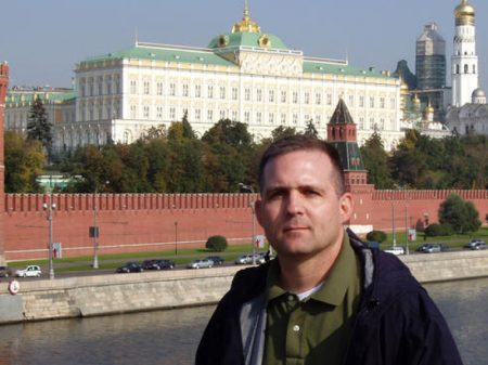 Rússia: ex-marine Paul Whelan foi detido em flagrante de espionagem