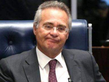 """""""Novo Renan"""" bajula Bolsonaro após Collor, FHC, Lula, Dilma e Temer"""
