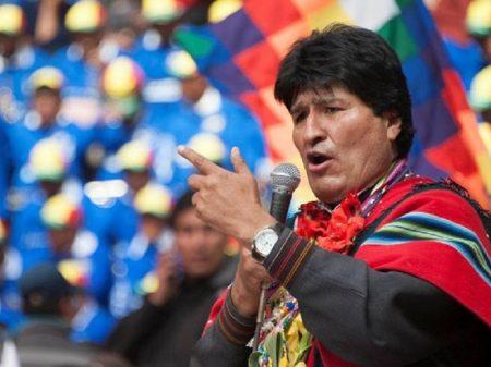 Bolívia lidera pelo sexto ano consecutivo o crescimento do PIB da América do Sul