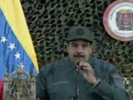 """Maduro diz que já viajou ao futuro e jura que """"tudo sairá  bem"""""""
