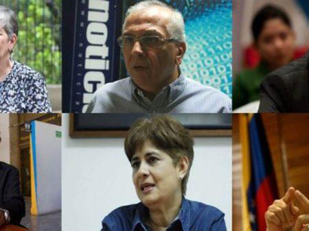 Ministros do governo Chávez: só eleições gerais podem afastar crise