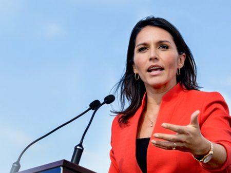Candidata a presidente dos EUA, Gabbard repudia agressões à Síria e Líbia