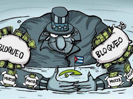 Cuba denuncia intento de Trump de radicalizar o bloqueio