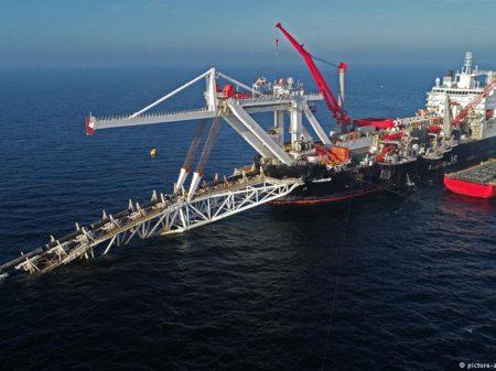 EUA ameaça empresas alemãs parceiras de gasoduto russo