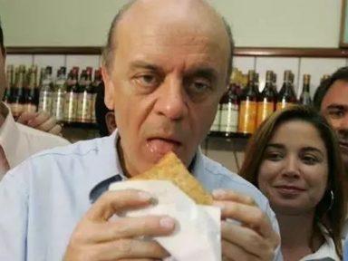 Farsa, mentiras e privatizações fazem rejeição a Serra aumentar