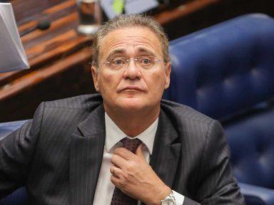 Investigado pela Lava Jato, Renan quer se livrar de Janot