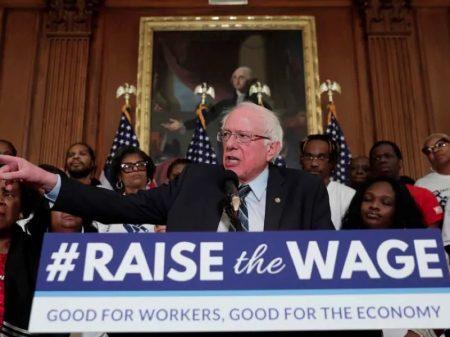 Sanders anuncia meta de 2020: 'derrotar Trump e mudar este país'