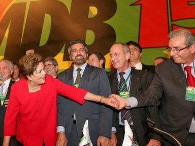 Depois de 10 meses, Dilma se lembra que Cunha é um bandido