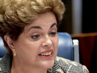 A ilibada Sra. Rousseff e o roubo ao Brasil