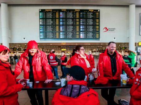 Greve geral na Bélgica exige aumento de salários e das pensões