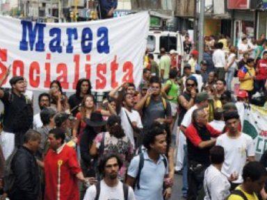 Marea Socialista alerta para riscos de guerra e repudia ingerência dos EUA na Venezuela