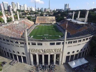 Justiça suspende venda do estádio do Pacaembu