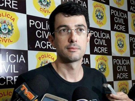 Justiça do Acre manda investigar secretário por ligação com Comando Vermelho