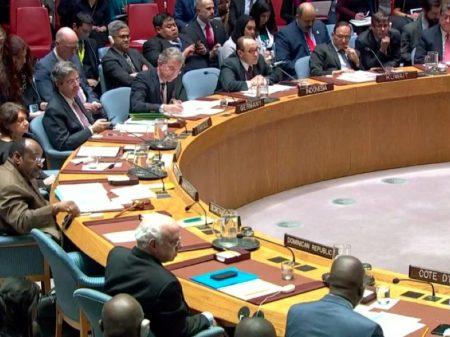 """Reunião da ONU reforça """"diálogo e eleição"""" como a  saída para Venezuela"""