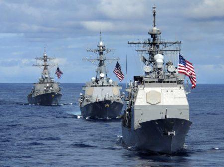 """China denuncia EUA por """"violar soberania e minar a paz"""""""