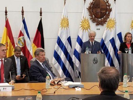 Montevidéu: encontro internacional lança proposta de saída negociada para Venezuela