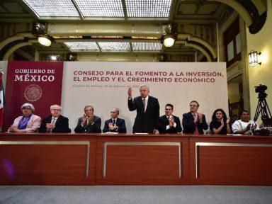México: Obrador defende investimentos para dobrar crescimento do PIB