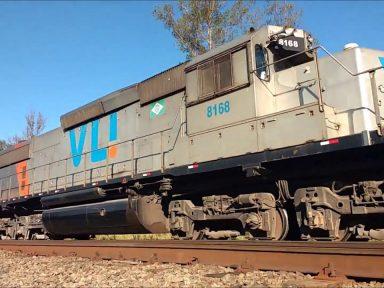 MP: leilão da ferrovia Norte-Sul favorece a Vale