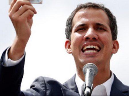 Guaidó diz que não hesitaria em apoiar intervenção militar dos EUA na Venezuela