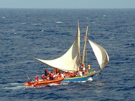 28 imigrantes haitianos morrem em naufrágio perto das Bahamas