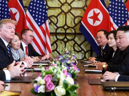 Sem acordo, encerra-se a cúpula Kim-Trump no Vietnã