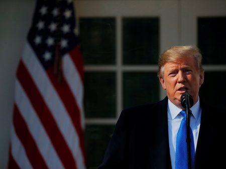 Trump declara 'emergência nacional' para bancar muro da xenofobia