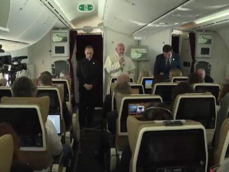 """Papa aceita mediar  diálogo na Venezuela """"desde que solicitado por ambas as partes"""""""