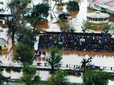 ONU alerta: ciclone afetou 1,85 milhão de moçambicanos