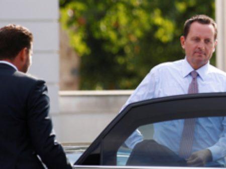 Vice-presidente do Parlamento alemão pede a expulsão do embaixador dos EUA