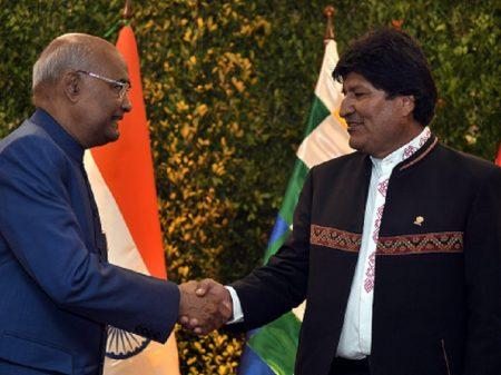 Índia e Bolívia: acordos visam fortalecer desenvolvimento e independência
