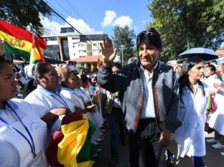 Bolívia multiplica investimentos por seis e inaugura sistema universal e gratuito de saúde
