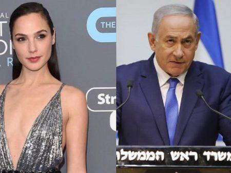 Atriz de 'Mulher Maravilha' rechaça racismo de Netanyahu