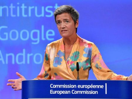 UE multa Google em US$ 1,69 bi por concorrência desleal e ilegal