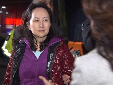 China rechaça decisão  do Canadá de extraditar diretora da Huawei