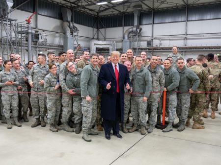 Trump quer que países ocupados paguem custos de tropas + 50%