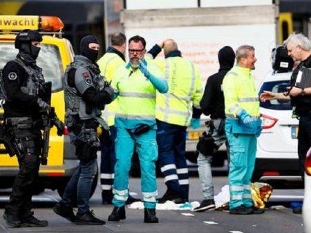 Ataque a tiros em cidade holandesa deixa ao menos três mortos e nove feridos