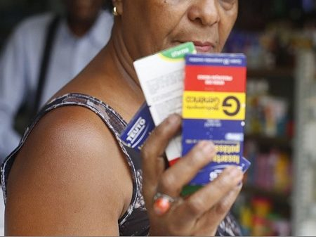 Preços dos remédios sobem acima da inflação