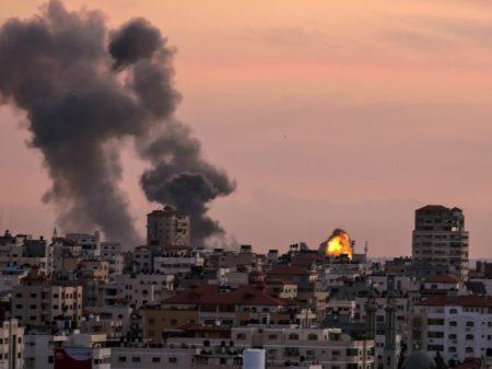 Netanyahu bombardeia Gaza a 3 semanas de eleições gerais