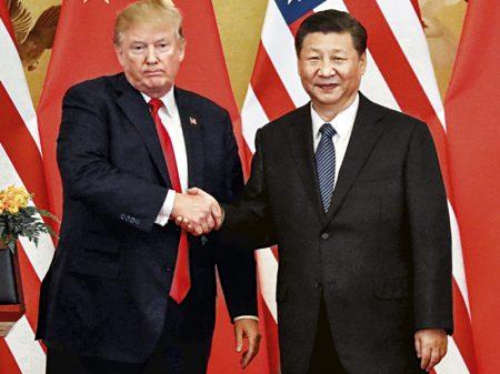 O diálogo Jinping-Trump e o acordo Japão-EUA sob Reagan