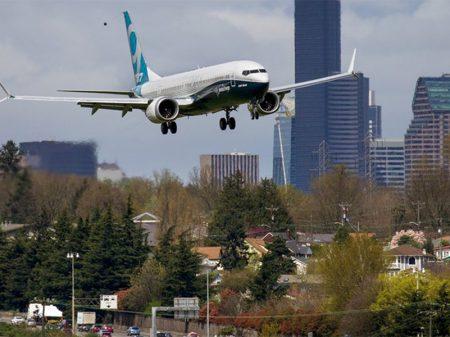 União Europeia fecha espaço aéreo para o 737 Max 8 da Boeing